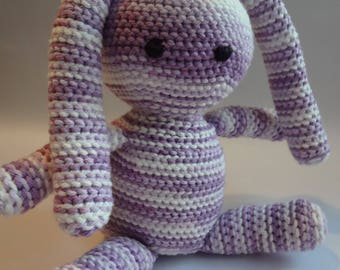 Gilbey Stuffed Toy - Purple