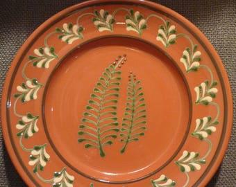H Pugh Pottery Redware pottery...