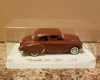 Solido 1950 Chevrolet Sedan Metallic Light Brown