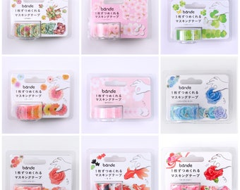 Bande Masking Rolled Stickers