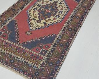 Area Rugs, Turkish Rugs, Vintage Rugs, Vintage Oushak Rugs,