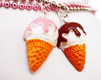 ice-cream necklace