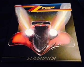 Vintage Vinyl: ZZ Top—Eliminator