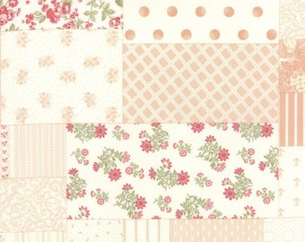 WHITEWASHED COTTAGE by 3 Sisters for MODA ~ 44060 11