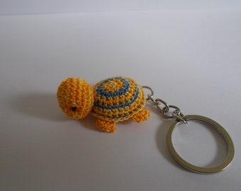 Door keys TURTLE crochet