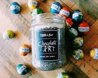 Chocolate Tart - Jam Jar Candle