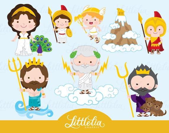 greek gods clipart mythology clipart 17039 rh etsy com echo greek mythology clipart greek gods clipart free