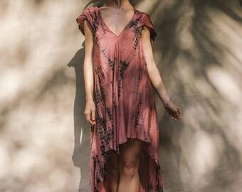 Lana Dress • Masala Tie Dye