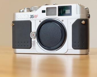 Rollei 35RF - 35mm range finder - Leica M - Voigtlander Bessa R2 copy