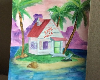 Kame house painting