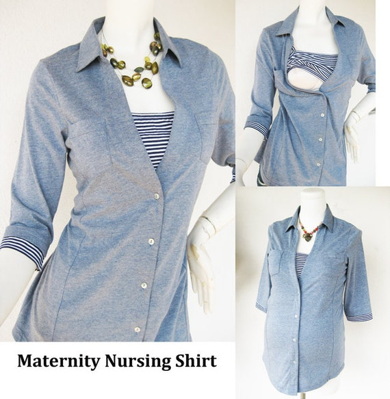 how to make a tshirt pattern into a maternity top