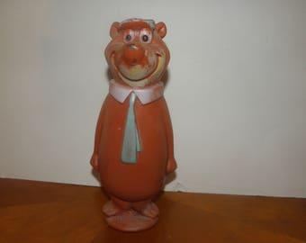 Yogi Bear 9inch Vinyl Squeak Toy