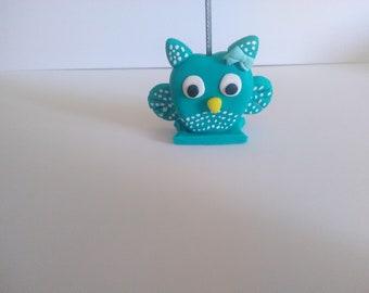 An OWL door photo or name