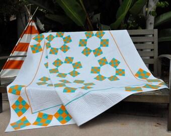 PDF Topsy Turvy Quilt Pattern