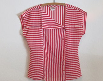 Circus Stripes Top
