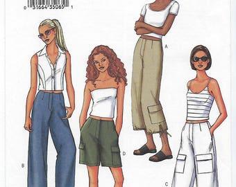 Butterick 3528 - MISSES Pants / Sizes 12, 14, 16