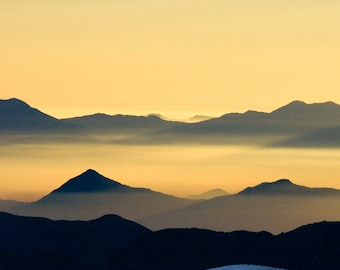 Andean Sunset II