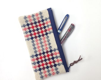 Welsh Tapestry Pencil Case