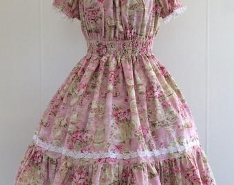 Tea Time Dress
