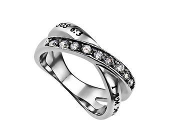"""Radiance Ring """"Beloved"""""""