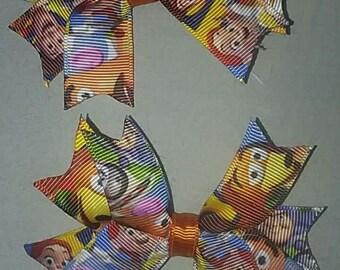 Disney Toy Store Pigtail Set