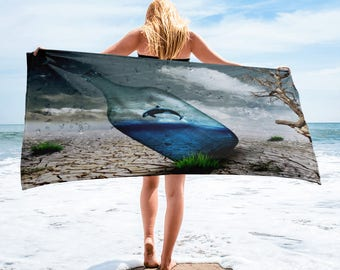 Fantasy Surreal Towel