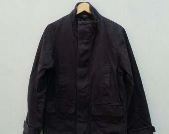A.P.C Jacket With Inner Warm Jacket Inside Parka Military Tactical Army Style Rare!! Vintage