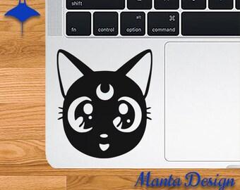 Sailor Moon Luna Vinyl Decal