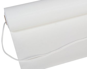 Aisle Runner White  36x150