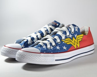 Periodic table custom shoes custom converse personalized wonder woman inspired custom converse superhero custom shoes urtaz Gallery
