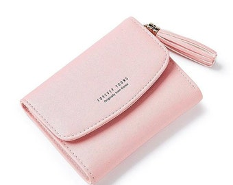 Mini letter and Acorn 2018 new women's wallet