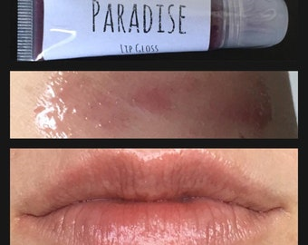 Paradise Moisturizing Tinted Lip Gloss