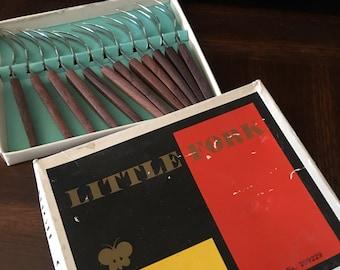 Vintage Little Forks