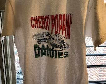 VINTAGE Cherry Poppin' Daddies shirt