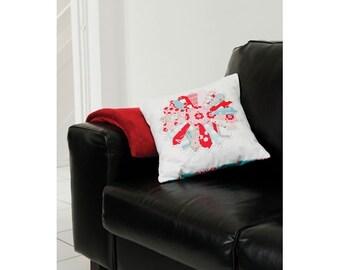 Summer Sunburst Cushion Quilt Pattern Download 803143