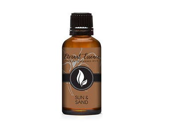 Sun & Sand Premium Grade Fragrance Oil - 30ml