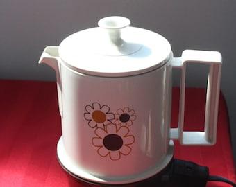 Electric Regal Retro Poly Hot-Pot/Kettle 1970s