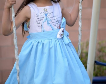 Princess dress, Belle picture, Cinderella picture, 12, 18, 2, 3, 4, 5, 6, 7, 8, childrens, dress, disney