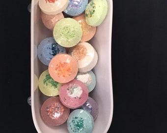 Disk Bath Bombs