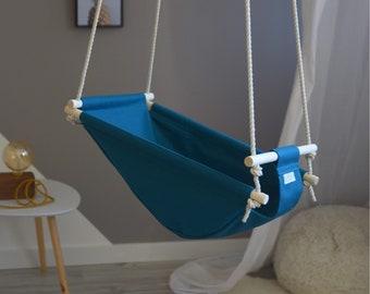 Byel Calm baby swing, indoor swing, toddler swing. Nursery decor, baby shower gift, first birthday. Baby boy, baby girl. Baby room, baby fun