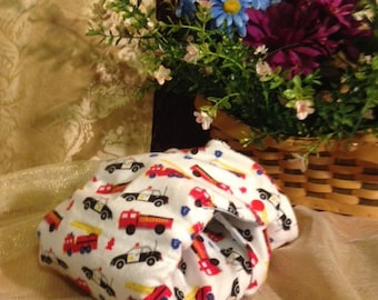 Fire Trucks & Police Cars Cloth Nykibaby Butterfly Diaper 3 to 6 months