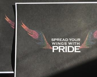 Rainbow Pride Print
