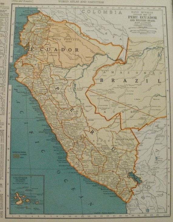 Ecuador peru mapcolombia map2 sidedfeatures galapagos gumiabroncs Gallery