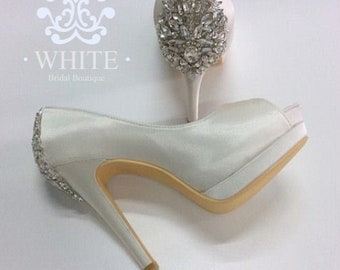BRIDAL SHOES, WEDDING H