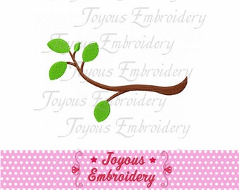 Instant Download Branch Embroidery Design NO:1558