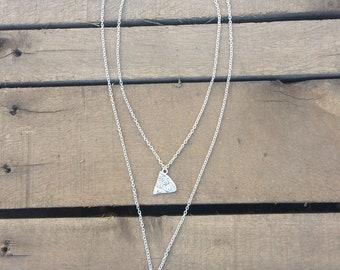Pizza Slice Charm Necklace