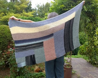 Boho blanket 85 X 120 cm