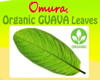 Omura ORGANIC GUAVA LEAVES