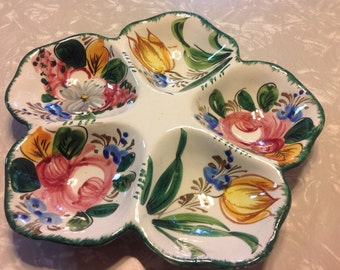 & Italy ceramic plate   Etsy