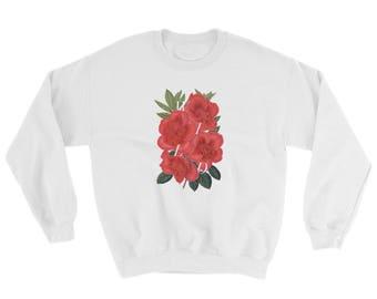 Wild Floral Sweatshirt